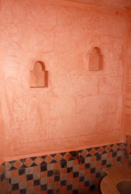 Hammam rouge orange